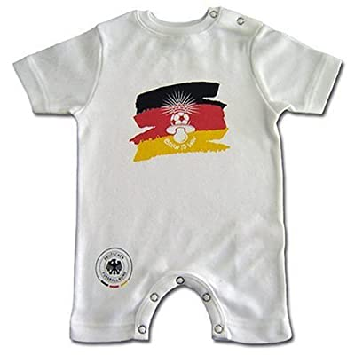 baby trikot fussball deutschland gr 80. Black Bedroom Furniture Sets. Home Design Ideas