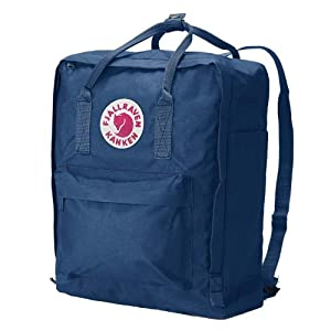 Fjallraven Kanken Backpack - Un Blue