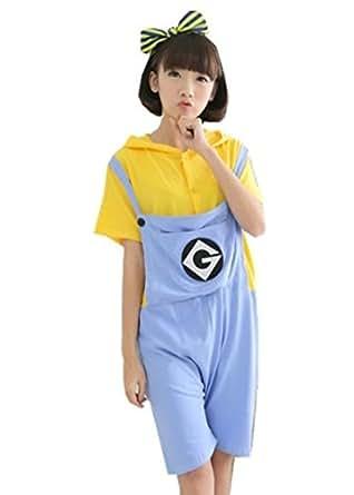 DuoRonMi Unisx Adult Despicable Me Cosplay Halloween Costume
