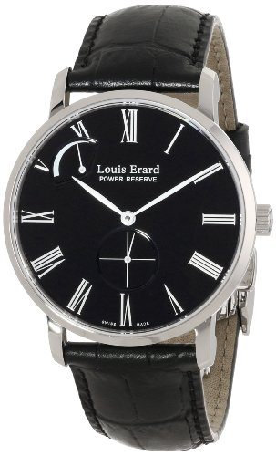 Louis-Erard-Mens-53230AA12BDC29-Excellence-Analog-Display-Mechanical-Hand-Wind-Black-Watch