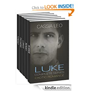LUKE Box Set: Complete Series (Erotic Romance)