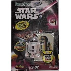 Star Wars Bend-ems R2-d2 Figure with Limited Edition Trading Card - 1