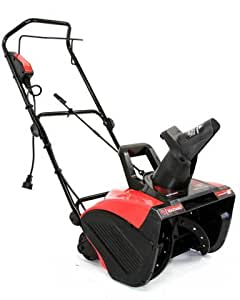 NEW! MAZTANG MT-988 18 Inch 13 Amp Electric Snow Blower Thrower - ETL Certified