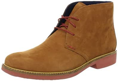 Cole Haan Men's Great Jones Chukka BootWoodbury Nubuck/Brick8.5 M US