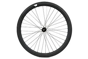 Pure Fix Cycles 50mm Wheelset, Matte Black