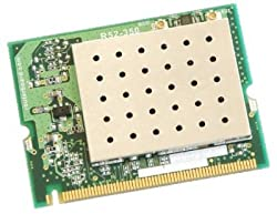 MikroTik R52H Mini-PCI Adapter 802.11a/b/g 350mW