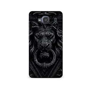 TAZindia Designer Printed Hard Back Case Cover For Xiaomi Redmi 2S