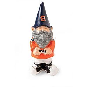 Buy NCAA Syracuse Orangemen University Garden Gnome by Evergreen
