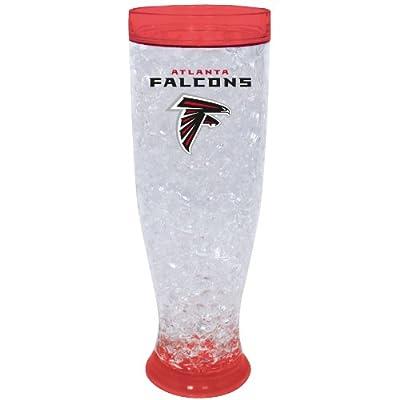 NFL Atlanta Falcons Ice Pilsner Glass