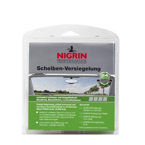 nigrin-73905-scheibenversiegelungs-set-reinigungs-paste-25-g-getranktes-tuch-10-ml