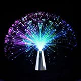 LED Fiber Optic Centerpiece - 13""