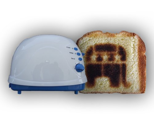 Toasters For Republicans (Blue) front-524937