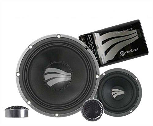 Rainbow c6.3 pRO sL - 3 voies 16,5 cm de haut-parleurs composants système rainbow sLC6.3 pRO