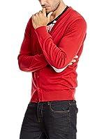 PAUL STRAGAS Chaqueta Punto (Rojo)