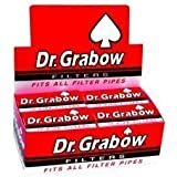 Dr. Grabow Pipe Filters - 12 Boxes of 10