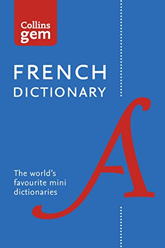 Collins Gem French Dictionary (Collins Gem)