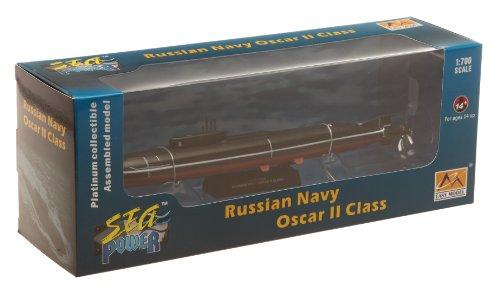 Easy Model Subs 1:700 - Russian Navy Oscar II Class - EM37327