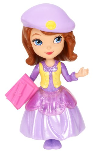 Disney Sofia the First 3 Inch Action Figure Buttercup Troop Sofia, #2 - 1