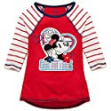 Disney Sweetheart Raglan Minnie Mouse Tee