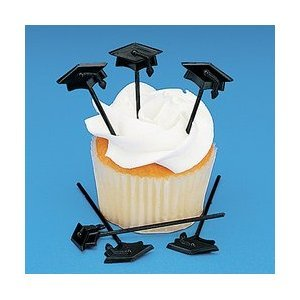 Learn More About 72 pc Graduation Cupcake or Appetizer Picks