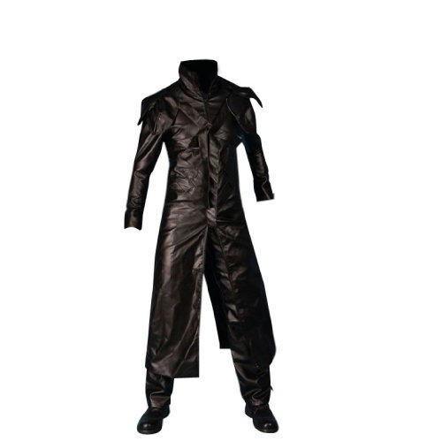 Final Fantasy Vii Cosplay Costume - Yazoo Outfit Kid Large