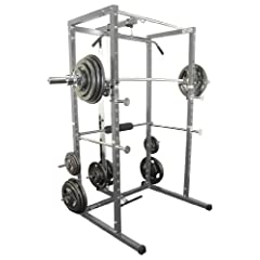 Buy Valor Athletics Inc. BD - 7 Power Rack with Lat Pull by Valor