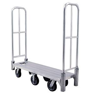 u boat cart  RWM Casters Titan Aluminum