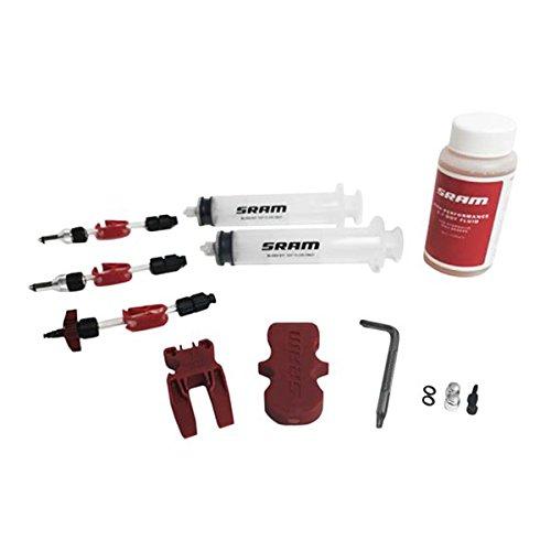 Sram MTB Standard Brake Bleed Kit - Black