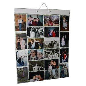 Large Hanging Foto Pocket by Live, Love, Dream Inc.