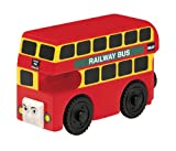 Learning Curve LC98037 Thomas and Friends Wooden Railway Bus Bulgy