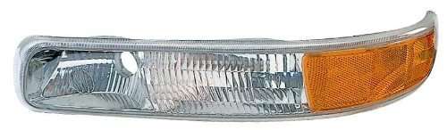 Depo 332-1678L-US Chevrolet Driver Side Replacement Parking/Signal Light Unit Style: Driver Side (LH)