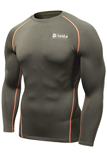 TM-R34-KOR_L Tesla Men's Thermal Compression