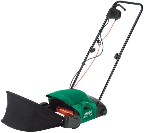 Draper 45539 400-Watt 300 mm Lawn Raker