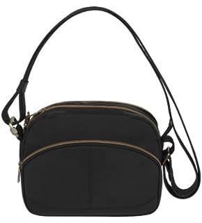 Travelon Shoulder Bag Braided Detail 113