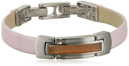 cerruti-1881-damen-armband-925-sterling-silber-rhodiniert-leder