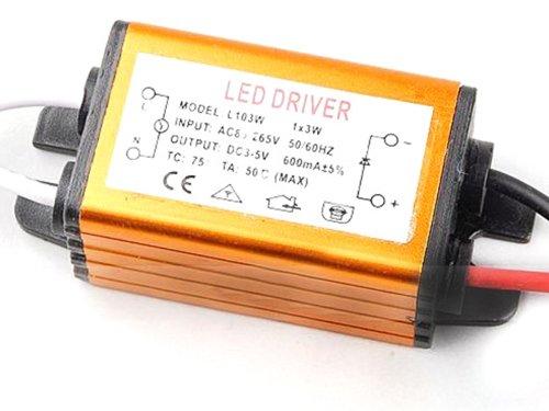Nlc 3W Ac 85V-265V To Dc 3V-5V Light Power Supply Transformer Electronic Led Driver