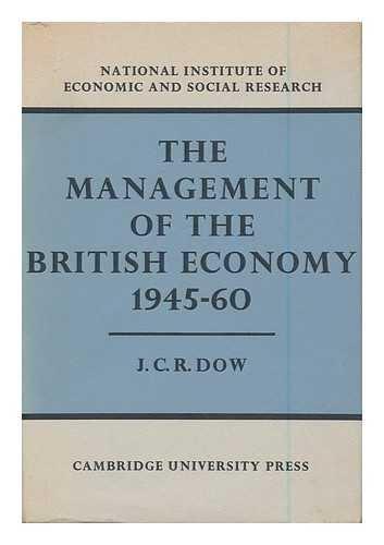 Management of the British Economy (Dow British Economy compare prices)