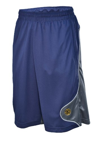 Images for Jordan Nike Men's Retro 13 XIII Basketball Shorts Athletic Blue Sz XL
