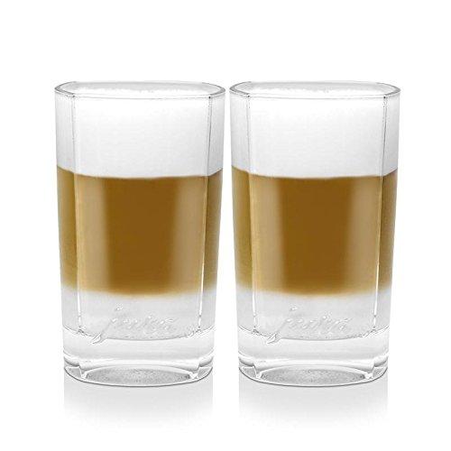 JURA: Latte Macchiato Gläser. 2er