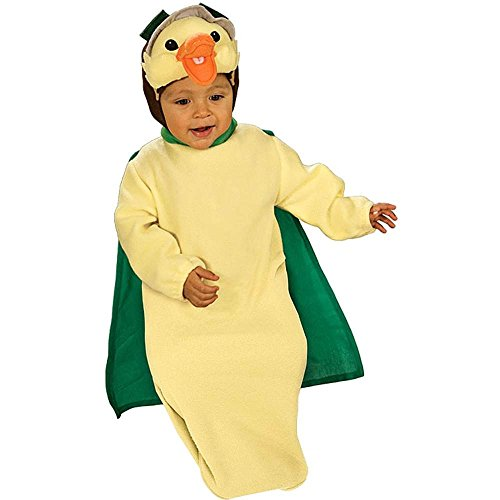 Wonder Pets Bunting And Headpiece Costume Ming-Ming Duckling, 0-9 Months