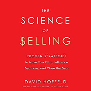 The Science of Selling Audiobook