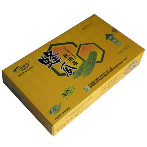 Propolis Bitter Melon Herbal Tea Lower Blood Sugar Teabag China Health Care Tea