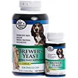 Four Paws Pet DFP31000 Brewers Yeast With Garlic 1000Tab