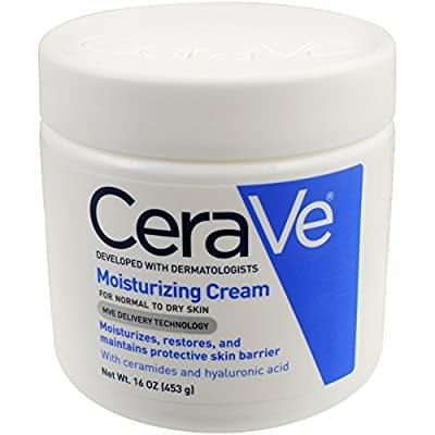 CeraVe Facial Moisturizing Lotion PM 3 oz, Face Moisturizer for Nighttime Use