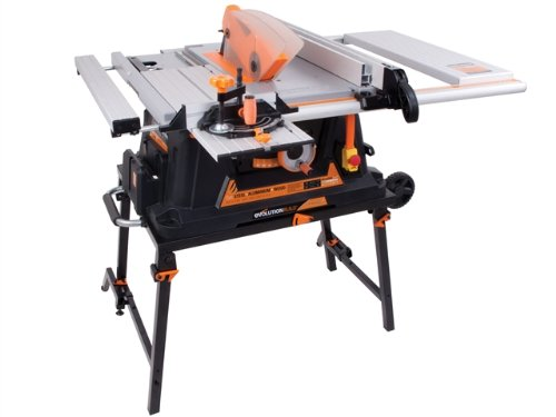 Evolution RAGE5 230V 255mm Multipurpose Table Saw