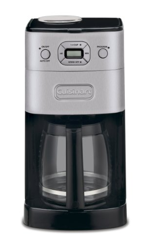 Cuisinart DGB-625BC Grind-and-Brew 12-Cup Coffee Maker