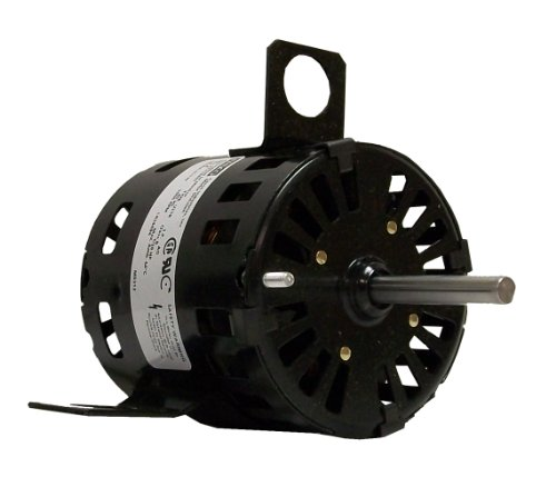 Fasco D1180 3.3-Inch Diameter Shaded Pole Motor, 1/20 Hp, 115 Volts, 3300 Rpm, 1 Speed, 1.9 Amps, Cw Rotation, Sleeve Bearing