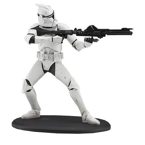 Star Wars Clone Trooper Cold Cast Statue - Buy Star Wars Clone Trooper Cold Cast Statue - Purchase Star Wars Clone Trooper Cold Cast Statue (Attakus, Toys & Games,Categories,Action Figures,Statues Maquettes & Busts)