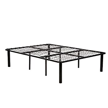 Handy Living 32F-QUEEN Queen Size Bed Frame And Box Spring Best ...