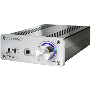 Topping TP30 Class T Digital Mini Amplifier with USB-DAC 15 WPC